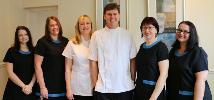 Dental team old bank house dental surgery Leighton Buzzard