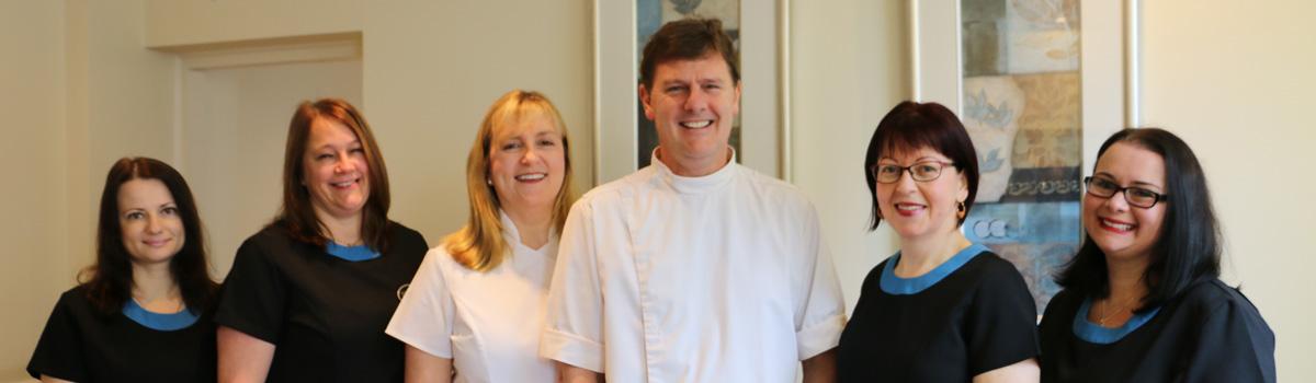 dentists and dental nurses at Old Bank House Dental Surgery Leighton Buzzard