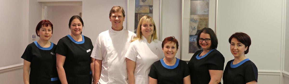 old bank house dental surgery team Leighton Buzzard