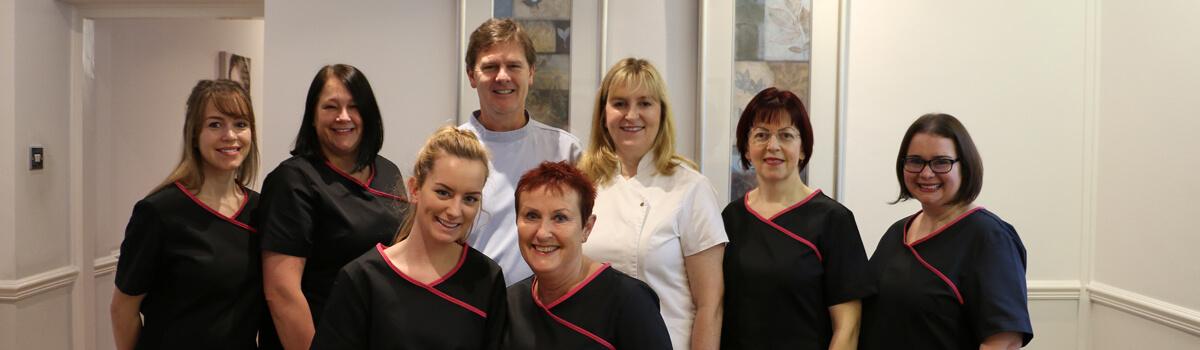 Dentist Leighton Buzzard Old bank House Dental team
